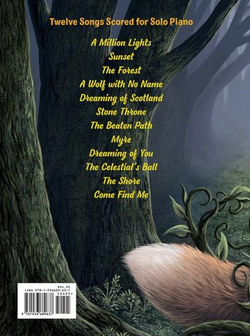Canis Major: Piano Scores by Fox Amoore back cover