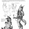 AV-Tani page #12, Daryl the German shepherd