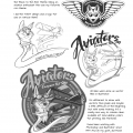 AV-Tani page 35, Eurofurence logo design for aviator theme